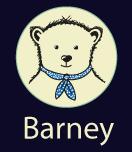 Barney mug shot